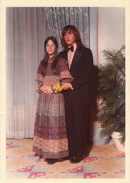 Tony & Jane 1972 The Prom.jpg