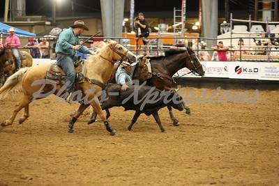 Steer Wrestling Monday 9-27-21