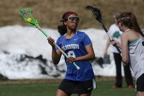 Girls' JV Lacrosse vs. New Hampton | April 13