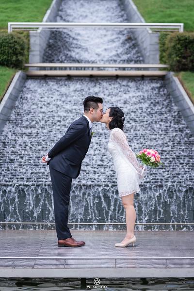 Yiying & Bryan Wedding