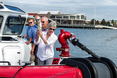 West Haven Fire boat dedication, West Haven, CT 10/02/19