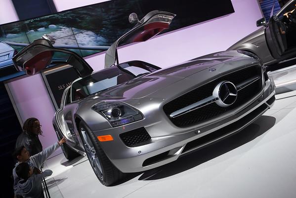 2010 11/27: L.A. Auto Show