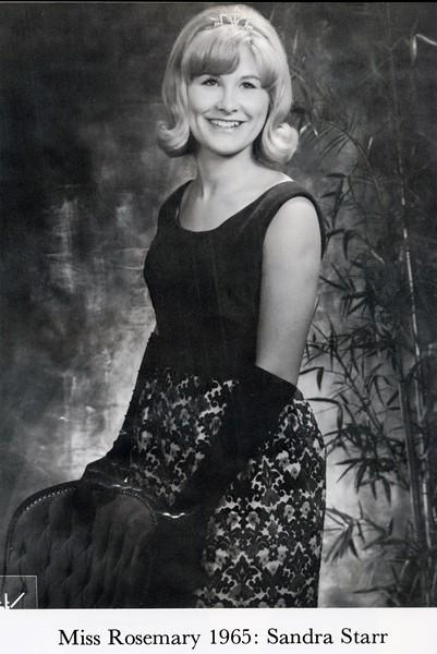 Miss Rosemary