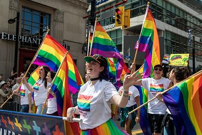 Toronto Pride - June 2017