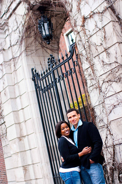 Manny & Camille Engagement Session