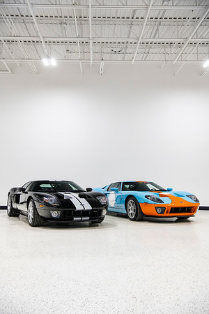 Motion Endeavours 06 Ford GTs