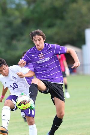 Soccer Academy Game September 12 2014