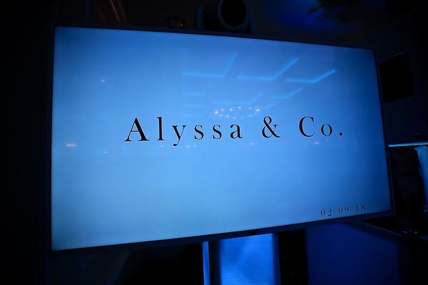 Alyssa Sweet 16