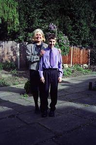 Hazel and Nicholas RCIA
