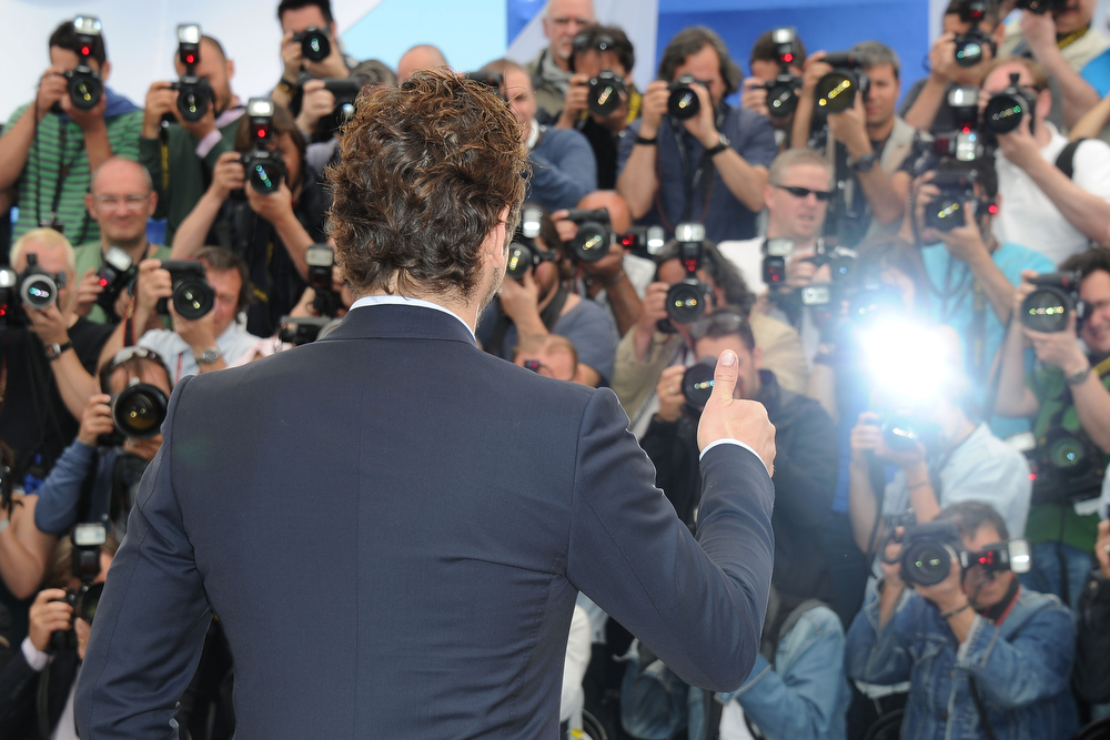 . Director James Franco attends the photocall for \'As I Lay Dying\' at The 66th Annual Cannes Film Festival on May 20, 2013 in Cannes, France.  (Photo by Pascal Le Segretain/Getty Images)
