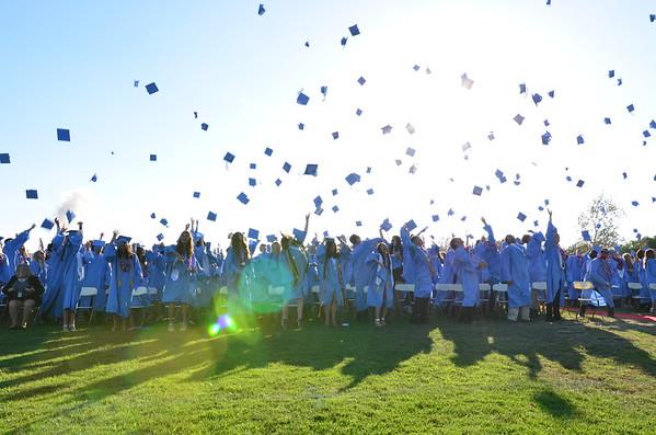 2015 Corona del Mar HS Graduation