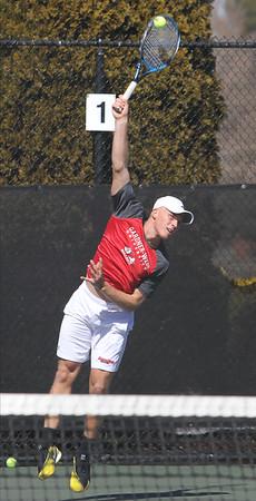 Men's Tennis vs Georgia Southern