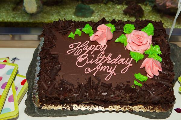 Amy's 50th - Surprise Party