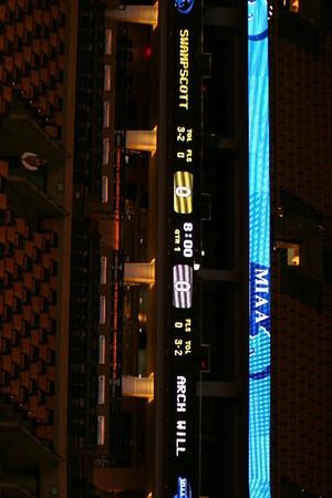 Girls BasketBall - Boston Garden