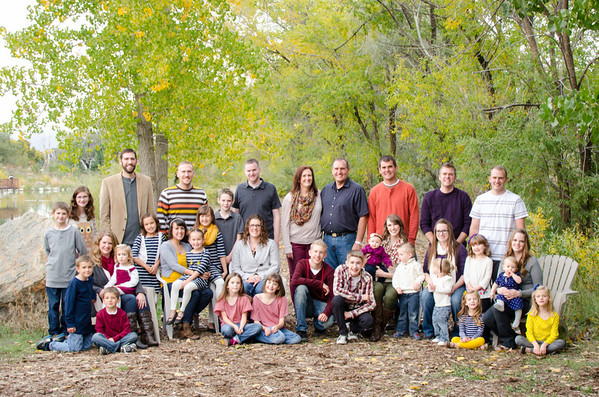 Hymas Family