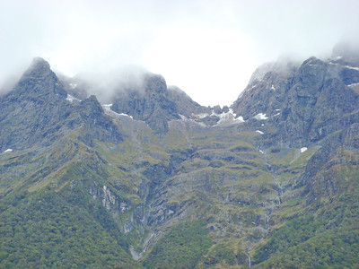 Milford Sound Jan 2009