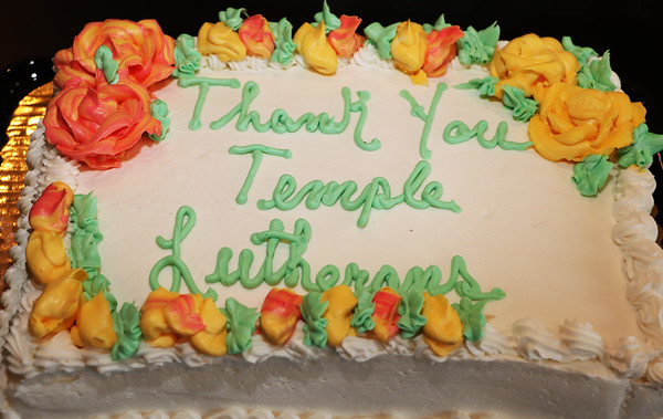 TEMPLE LUTHERAN CHURCH PARTY - JULY 25, 2019