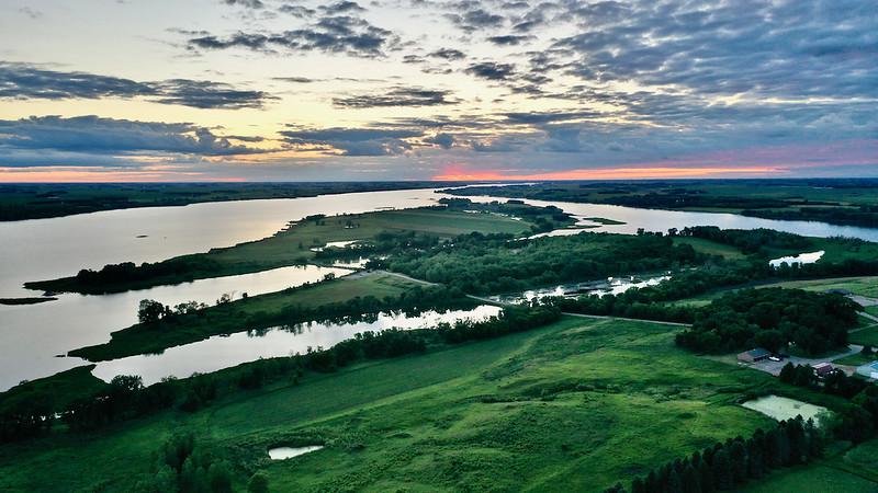 Lac qui Parle Lake