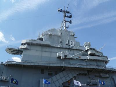 USS Yorktown - Charleston, SC - 5 April '12