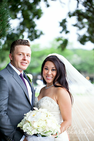 Michelle & Ryan {wedding day}