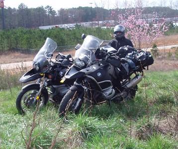 2008.03.21-23 NC, TN, AL trip... US 129, Chattanooga, Birmingham