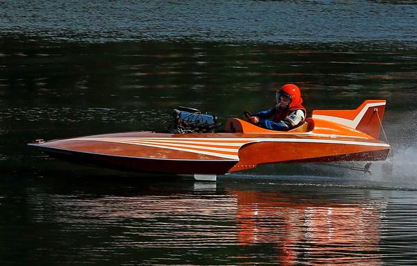2017 Yapachino Memorial Regatta and APBA Inboard Nationals - Sunday