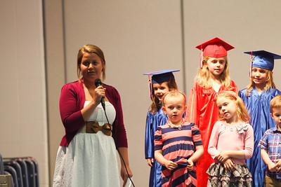Mapleton PreSchool Graduation