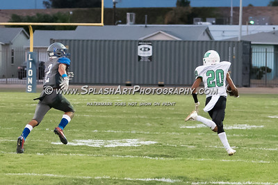 2019 Football Eagle Rock vs El Monte 19Sep2019