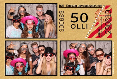 Olli's 50er Party