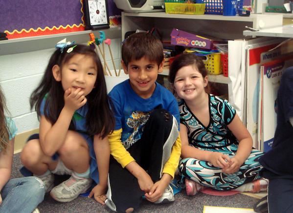 Mrs. Nelson's Kindergarten Poetry May 2008