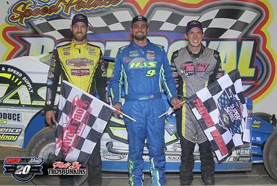 Short Track Super Series - Port Royal Speedway - 10/15/20 - Troy Junkins