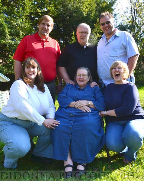Stott Family