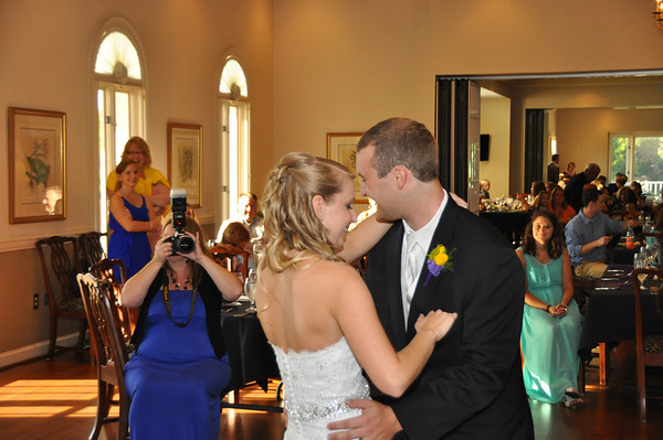 Chris & Rebekah Long @ Colonial Country Club