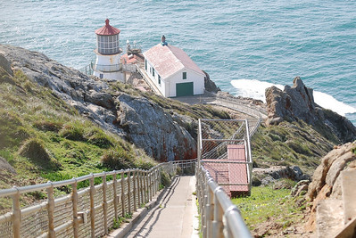 North to Point Reyes