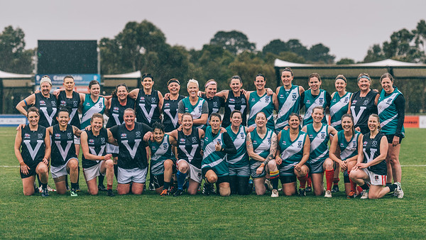 Women's AFL Masters Victoria - 2019 Year End Exhibition Match