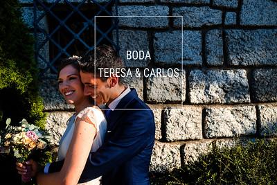 Boda Teresa & Carlos