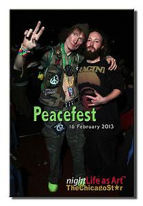 16 feb 2013 peacefest