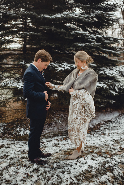 Requiem Images - Luxury Boho Winter Mountain Intimate Wedding - Seven Springs - Laurel Highlands - Blake Holly -561.jpg