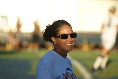 2010 Oakwood Girls Varsity Soccer vs Alter