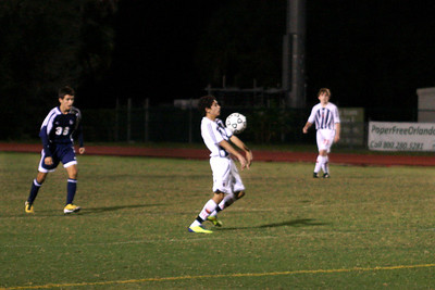 WP JV Boys Soccer - Nov.7,2011 vs. Lk. Nona