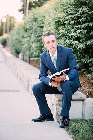Austin Franklin Missionary Portraits