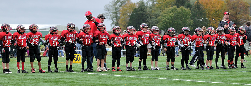2008 Linganore Lancers Undefeated 6-8yr Football Team