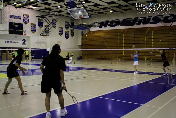 2012.07.15 | Evergreen Badminton Tournament