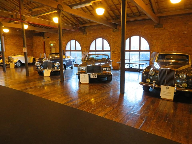 Saturday August 4th, Visit Linfox Car Collection. I-hMfvHpV-L