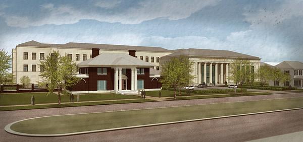 154-1017 USC SCHOOL OF LAW CONSTRUCTION