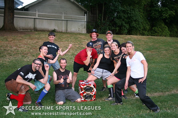 Summer Kickball Nominees