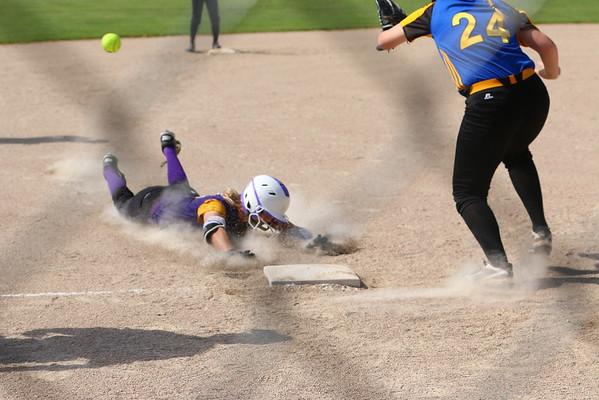 Softball Districts vs. Centreville - KCHS - 6/4/16