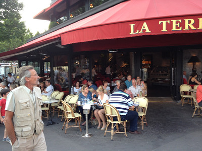 Paris, Giverny & Normandy 2013
