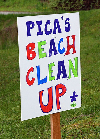 Beach Clean-up 2013