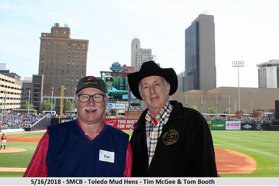 2018 Toledo Mud Hens trip